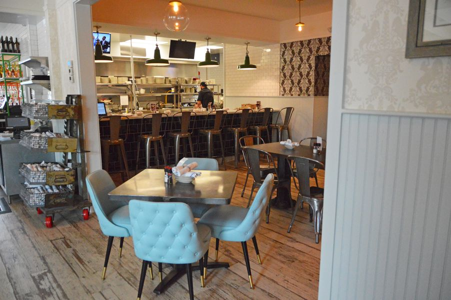 Step Inside Liberty Kitchens Latest Outpost, Now Open In Garden Oaks ...
