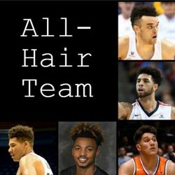 WCC All-Hair Team