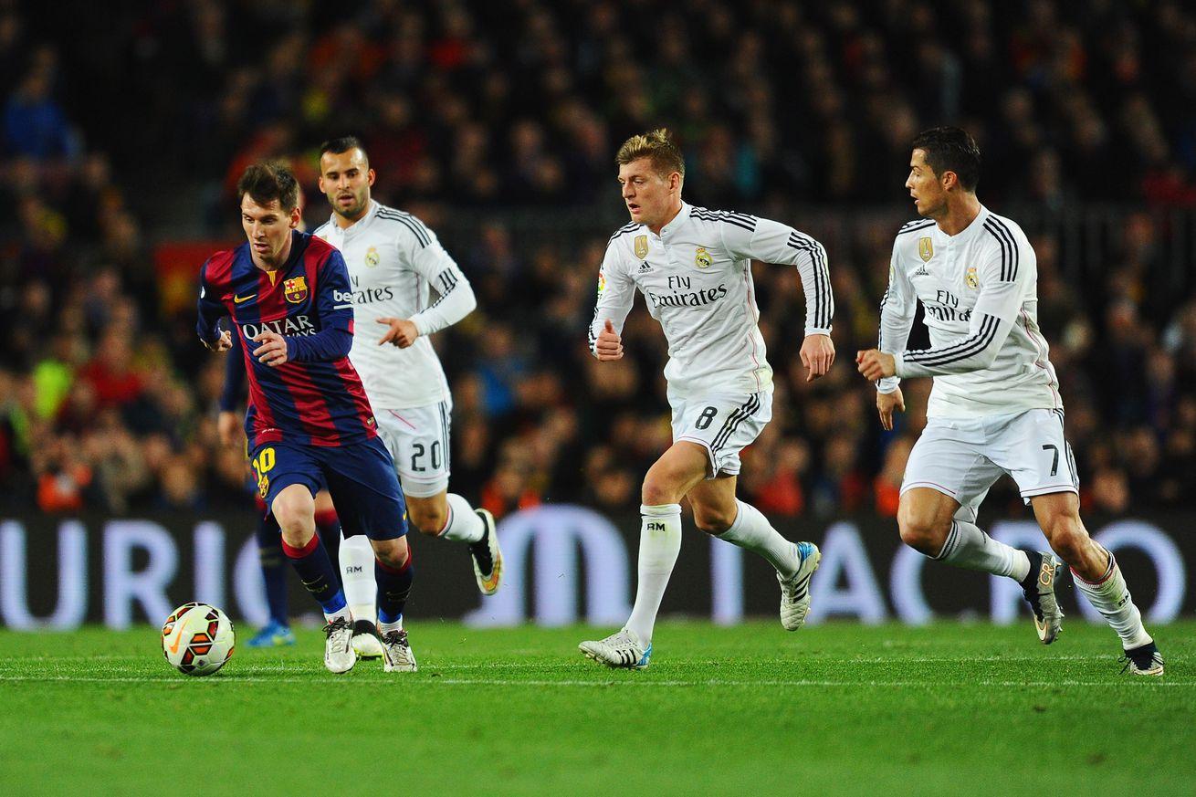 barcelona vs real madrid - photo #44