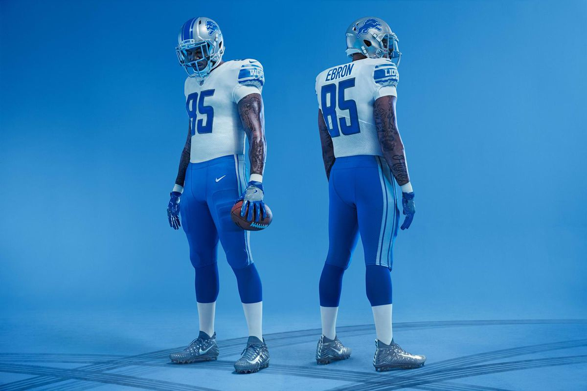 lions new uniforms look awfully similar to their old ones   sbnation