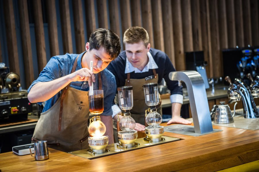 Will Starbucks Fancy New Concept Lure In Coffee