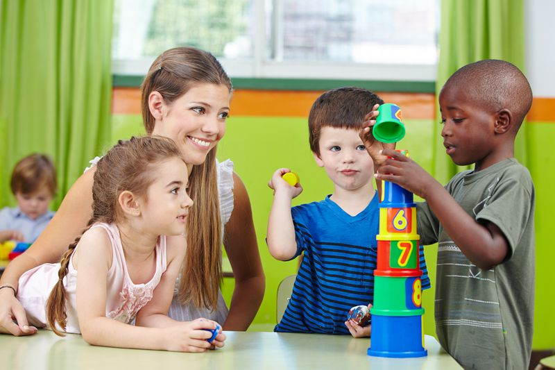 shutterstock child care