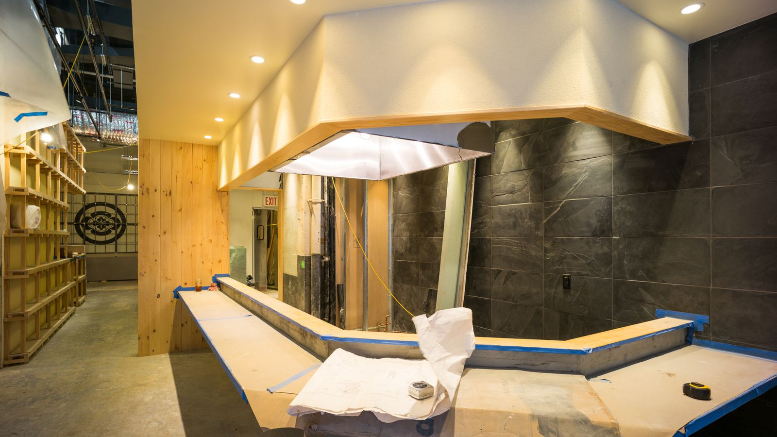 Mifune new york to bring high end japanese and sushi to for Best private dining rooms nyc 2016