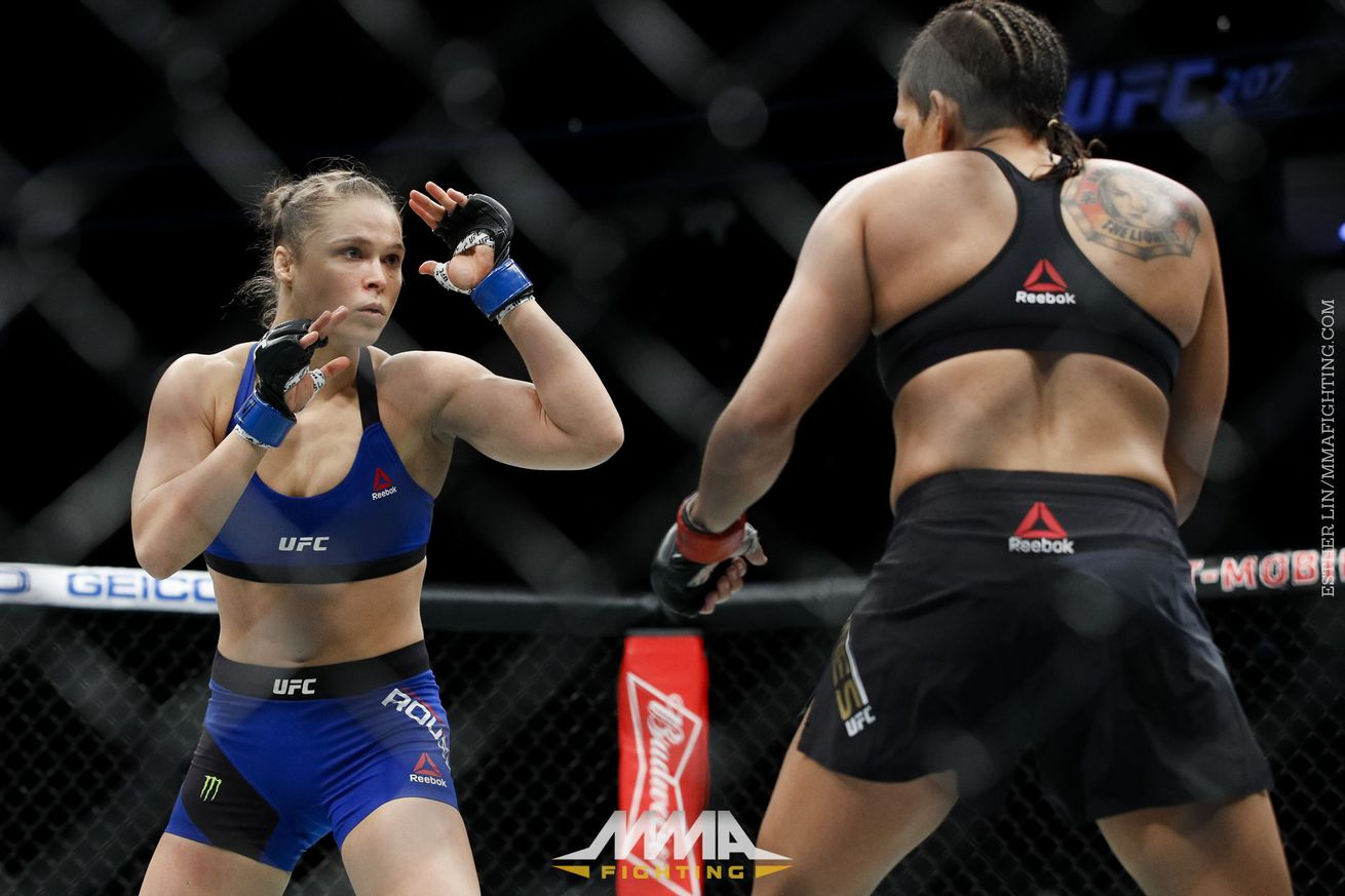 community news, Ronda Rousey's nutrition coach believes it's '50 50' she returns to UFC