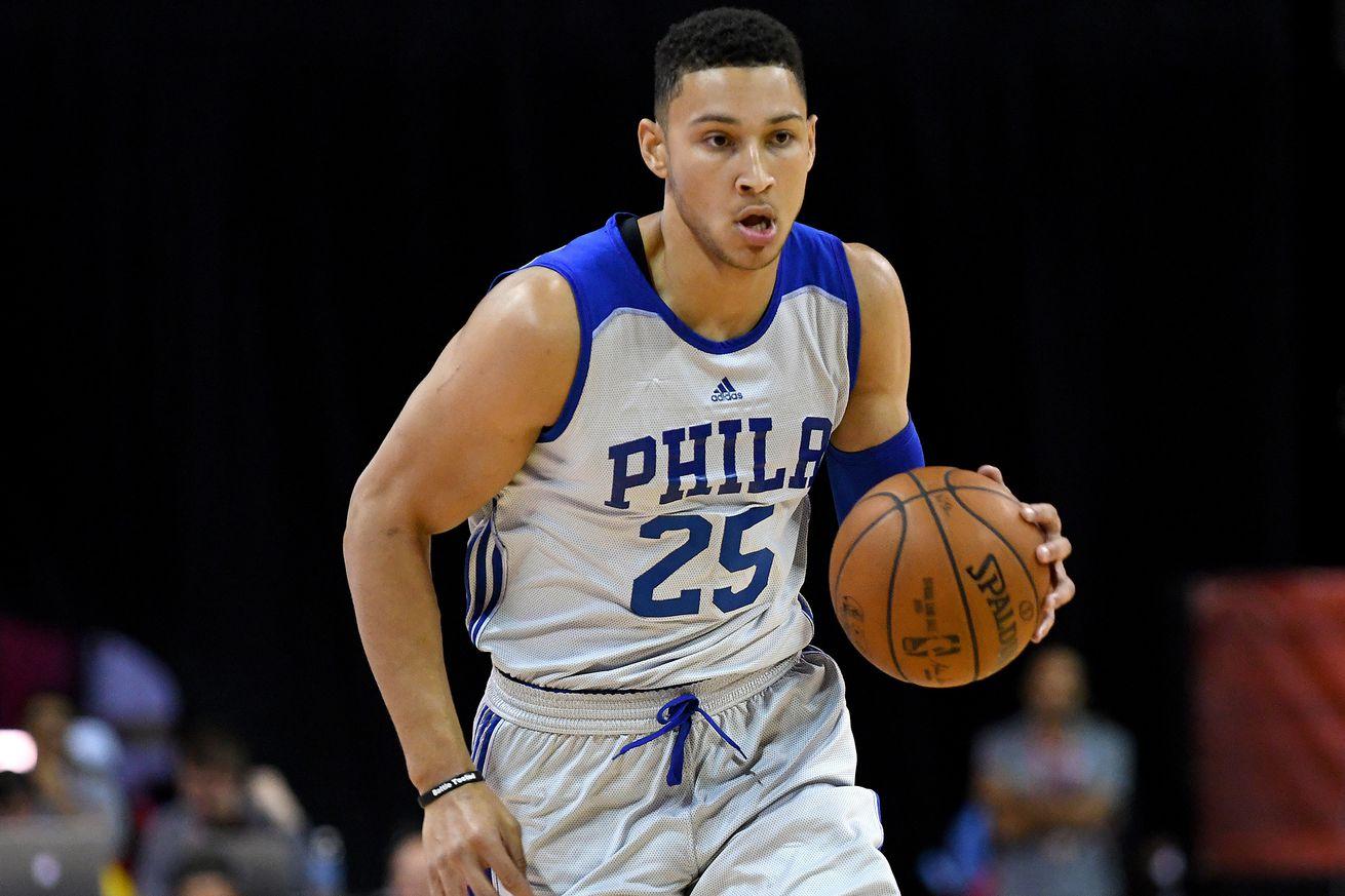 NBA Summer League schedule 2016: Ben Simmons takes on the Warriors - SBNation.com