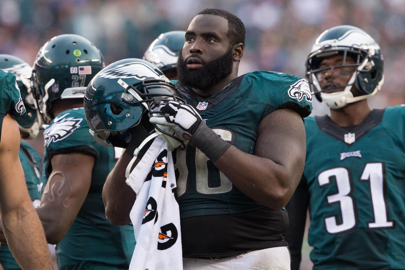 NFL Jerseys - Eagles News: Bennie Logan is Philadelphia's only starter projected ...