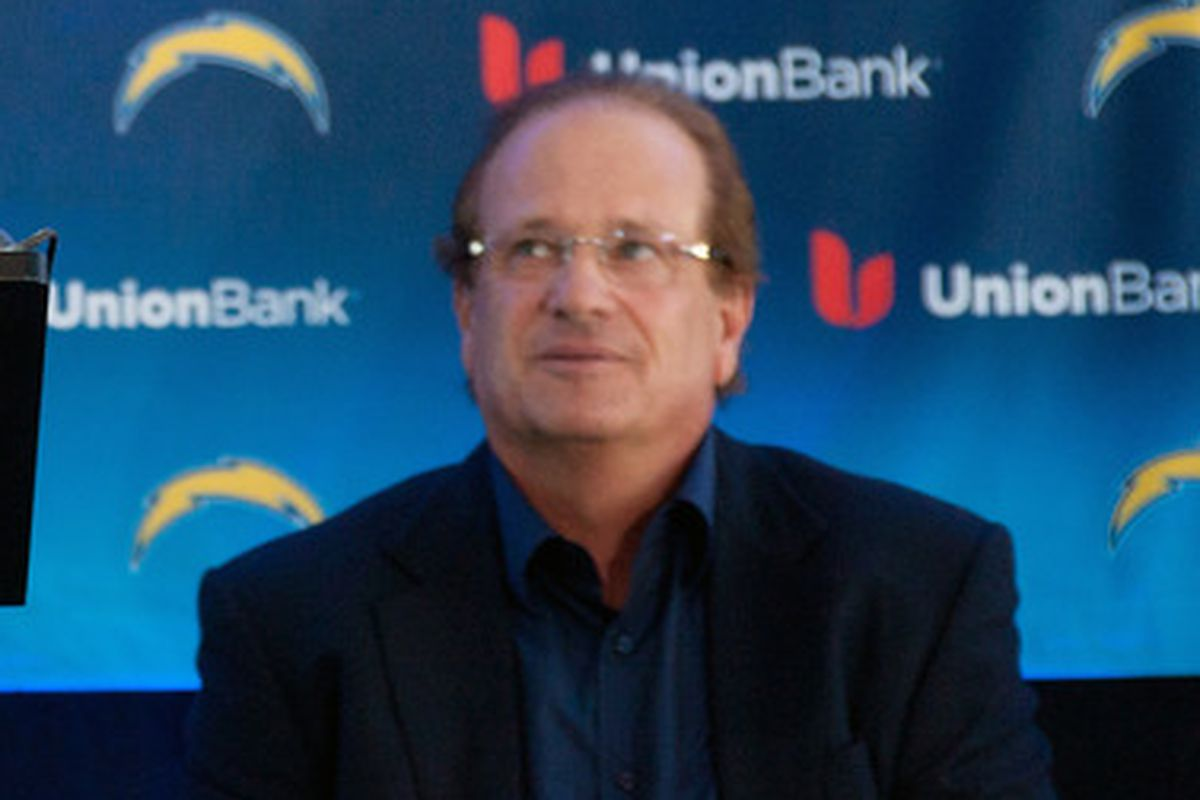 Is It Time To Apologize To Dean Spanos Bolts From The Blue