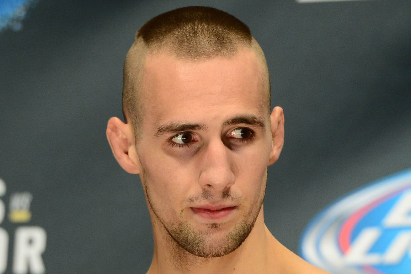 Welcome to the family! Watch Rory MacDonald sign with Bellator behind the scenes