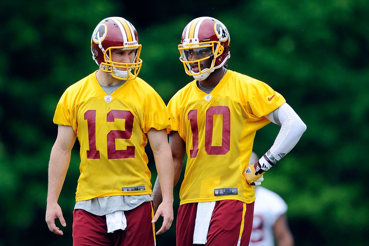 Kirk Cousins doesn't even want to play for the Washington Redskins