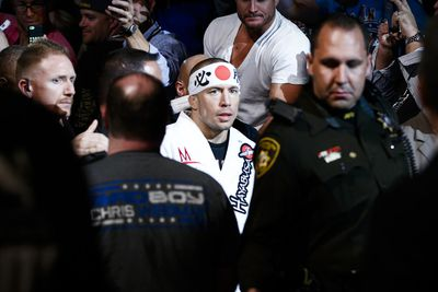 community news, Georges St Pierre starting to feel like returning to the UFC more and more