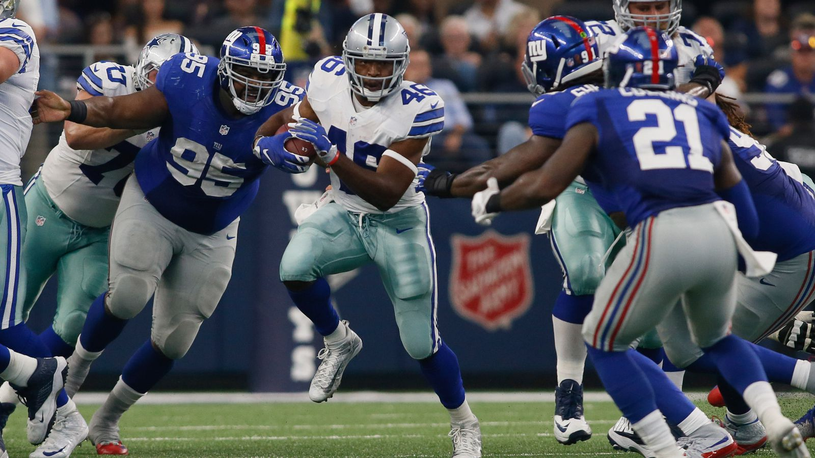 new york giants record on sunday night football collections