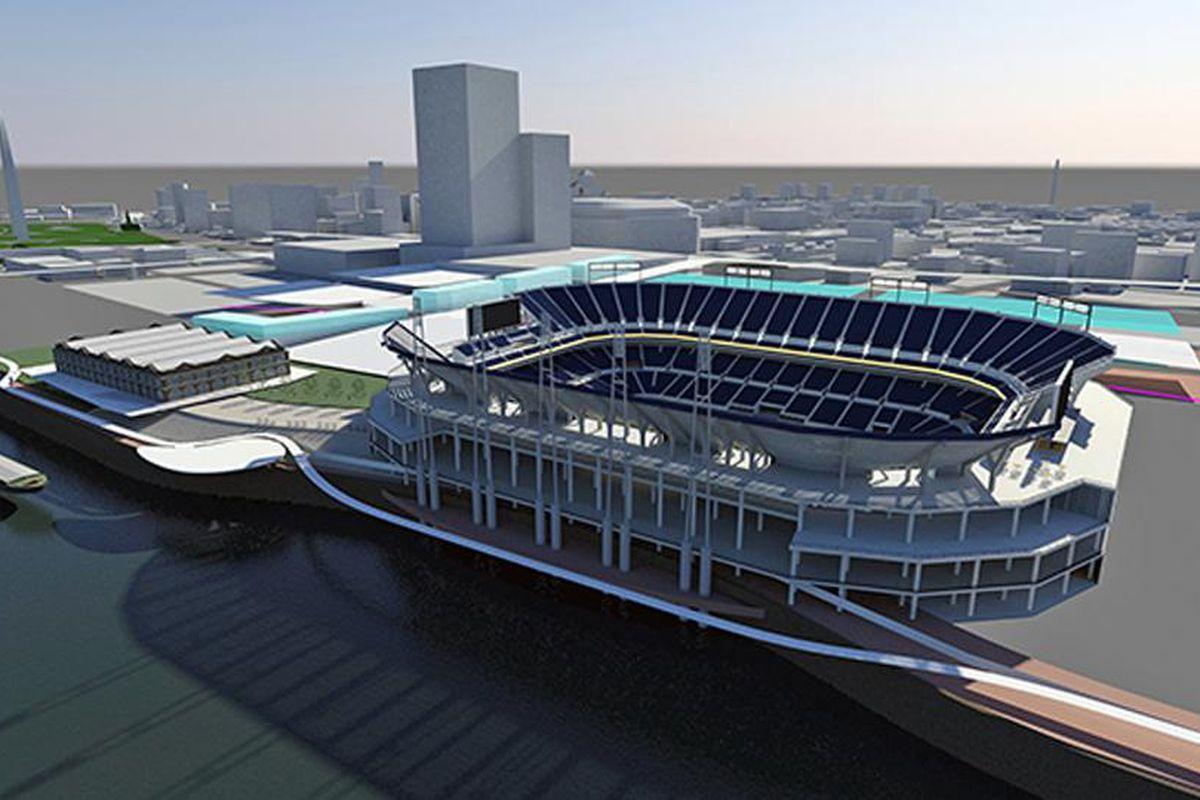 Gov Jay Nixon To Update St Louis Stadium Progress Today