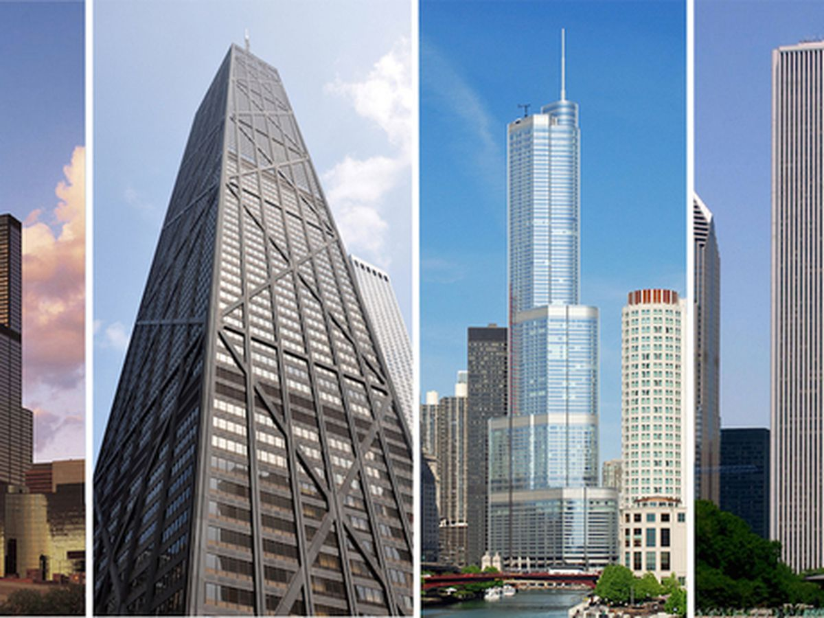 26 Iconic Downtown Buildings That Every Chicagoan Must