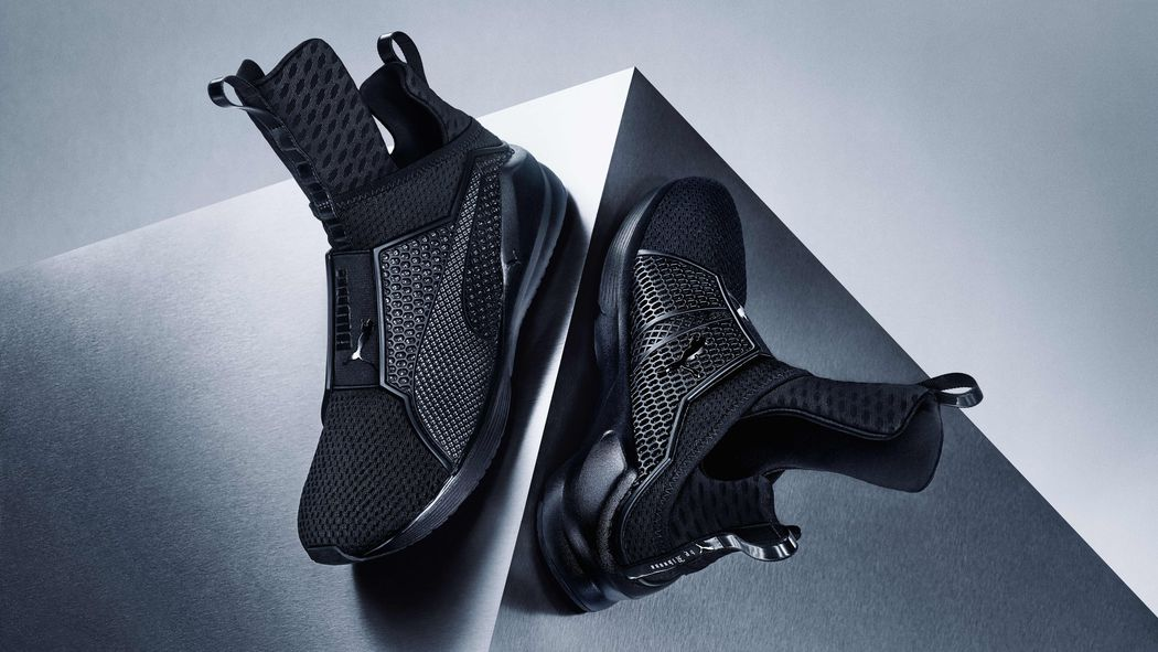 Image result for rihanna fenty puma shoes