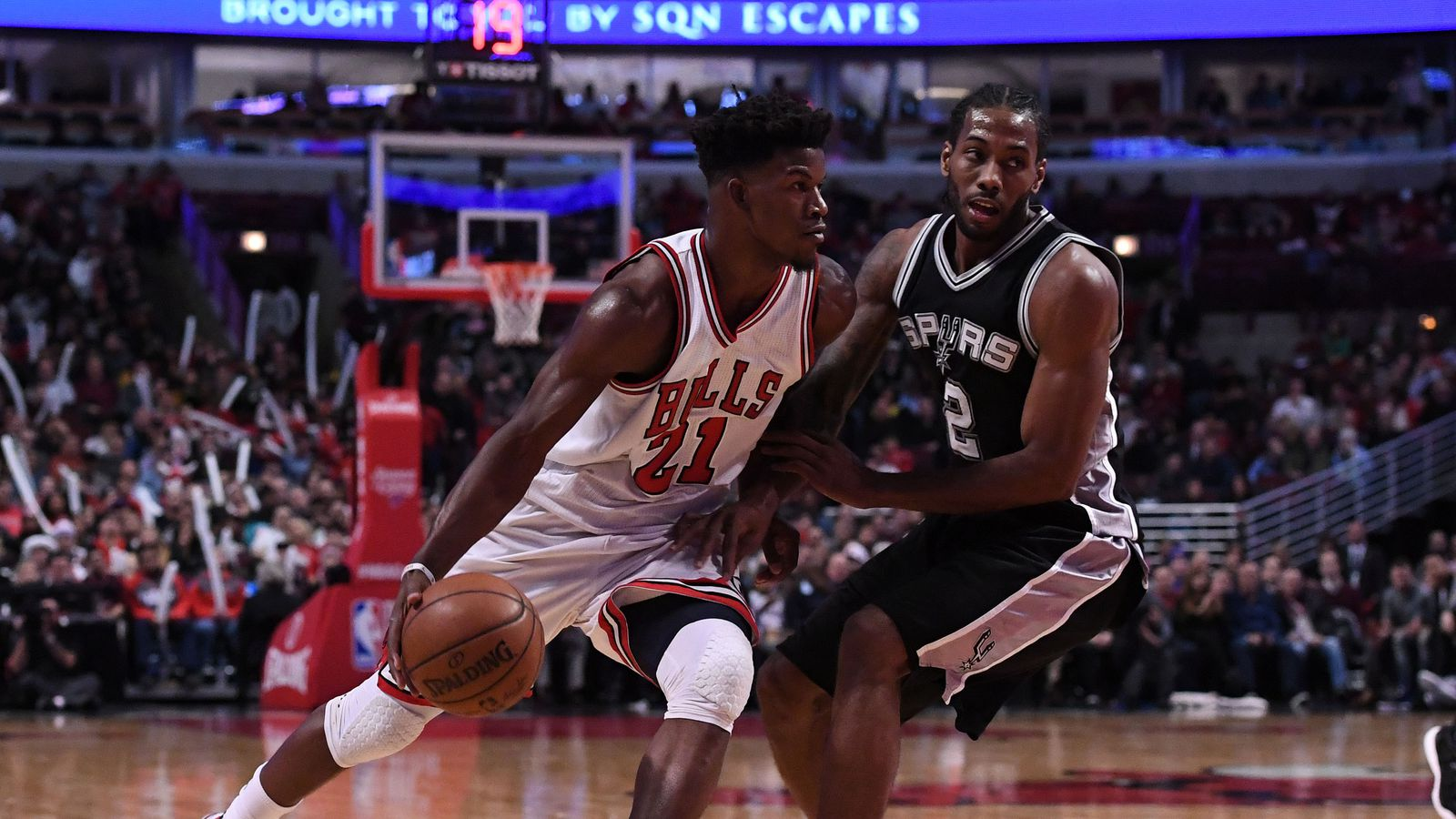 Bulls vs. Spurs 2016 live stream: Game time, TV schedule ...