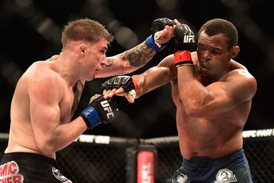 Francisco Trinaldo thought he lost to Norman Parke at UFC Fight Night 67