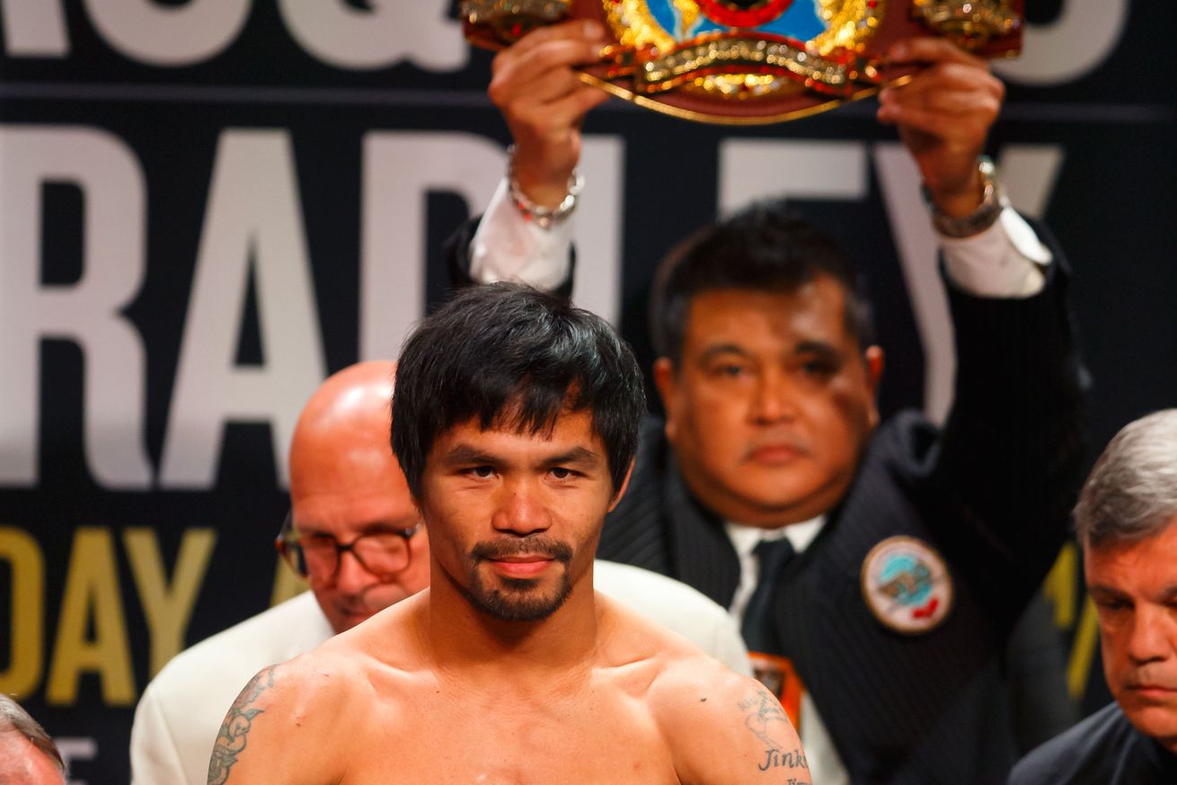 Pacquiao vs Bradley 3 prediction: Who is winning the fight tonight?