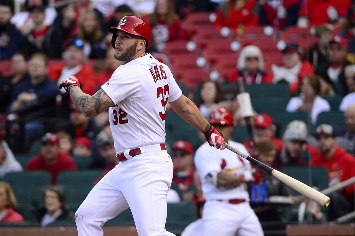 Cardinals trade Matt Adams for a minor leaguer