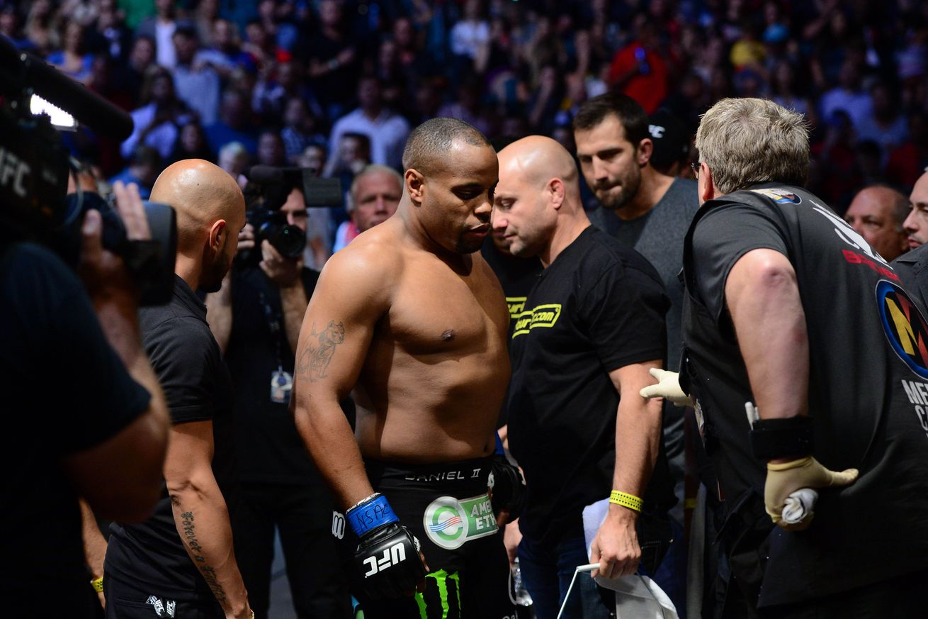 community news, UFC 210: Beating 'boogieman' Anthony Johnson is Daniel Cormier's chance to prove people wrong (again)