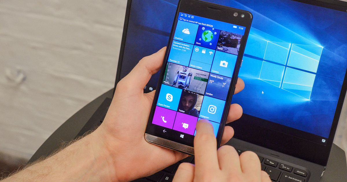 HP is Ditching the Last Serious Windows Phone