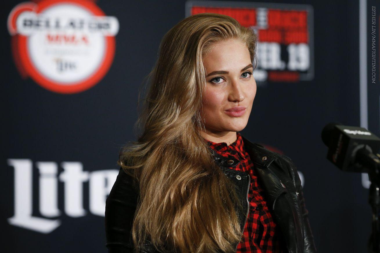 Bellator's Anastasia Yankova returns to action in April