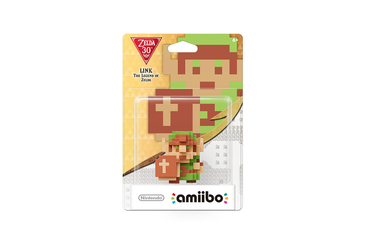 New Zelda amiibo coming later this year
