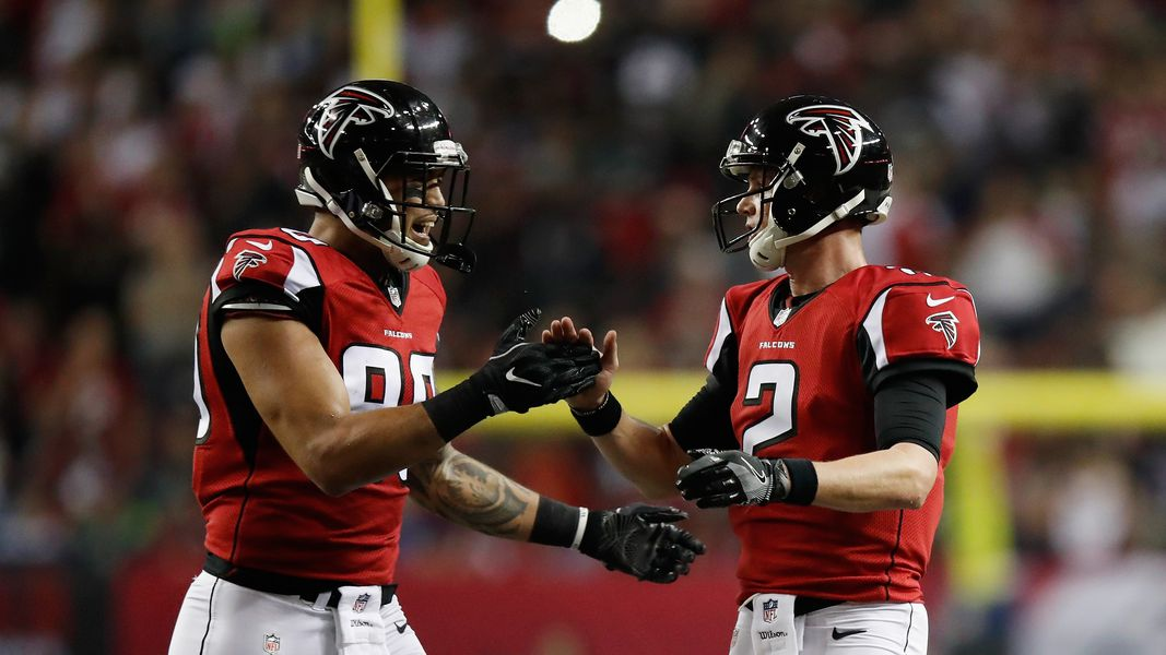 How the Falcons made the tight end the key to theiroffense article image