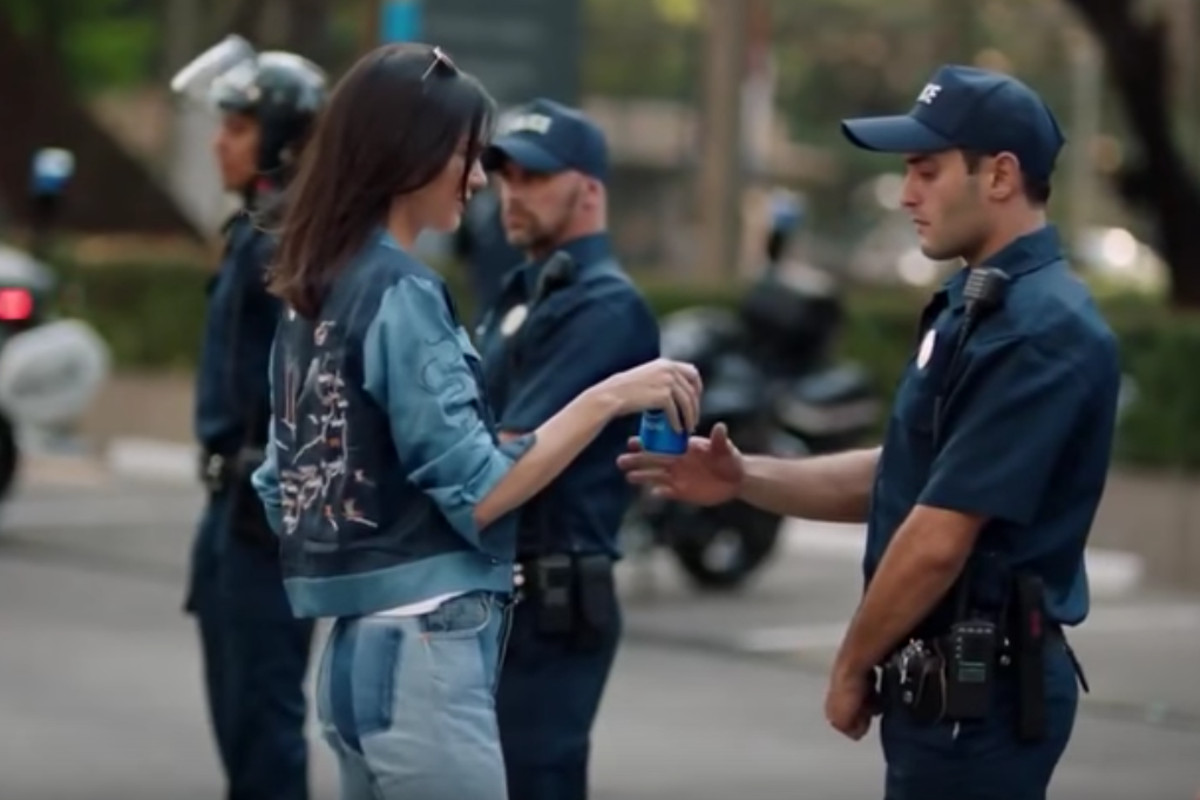Pepsi has pulled its Kendall Jenner advert