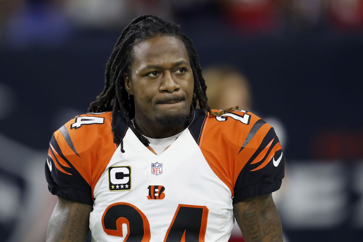 Adam Jones Attacks Reporter On Bengals' First Day Of Workouts