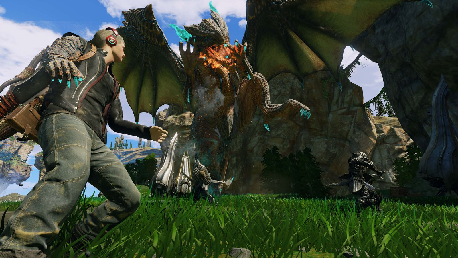 Xbox Exclusive Action Game Scalebound has been Canceled