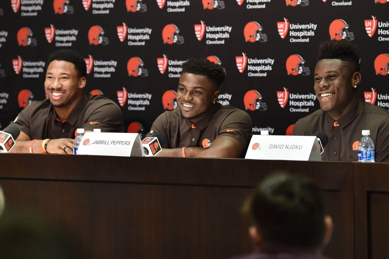 Know Your New Steelers Enemy?Part 1: The Cleveland Browns' Draft Class