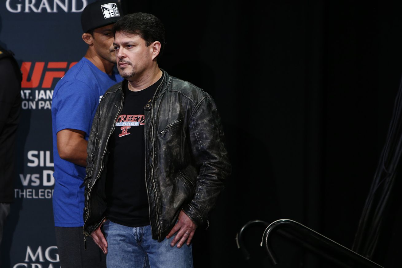 Longtime matchmaker Joe Silva to be inducted into UFC Hall of Fame