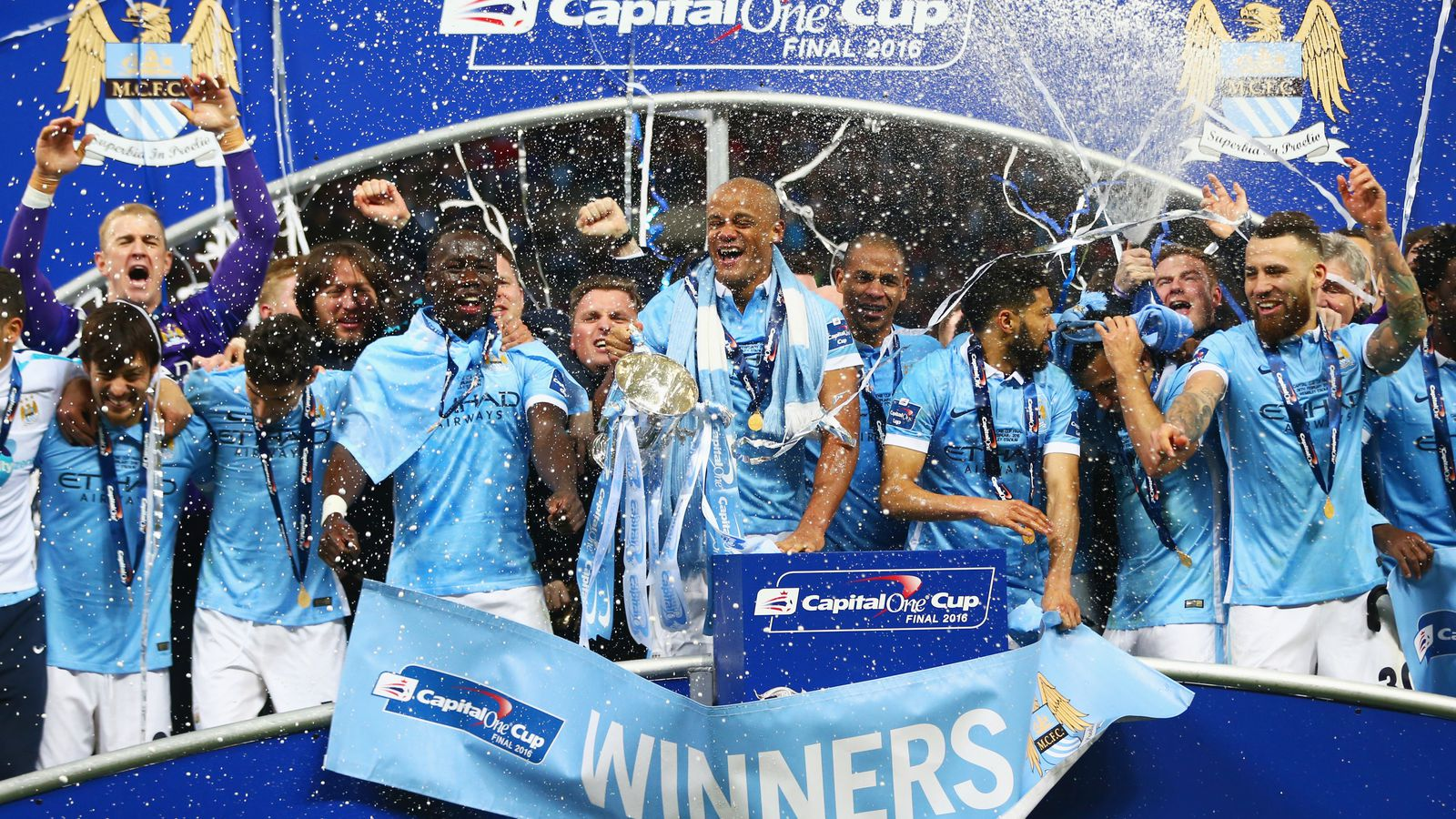 How Many Man City Won The Cup: Manchester City Win League Cup