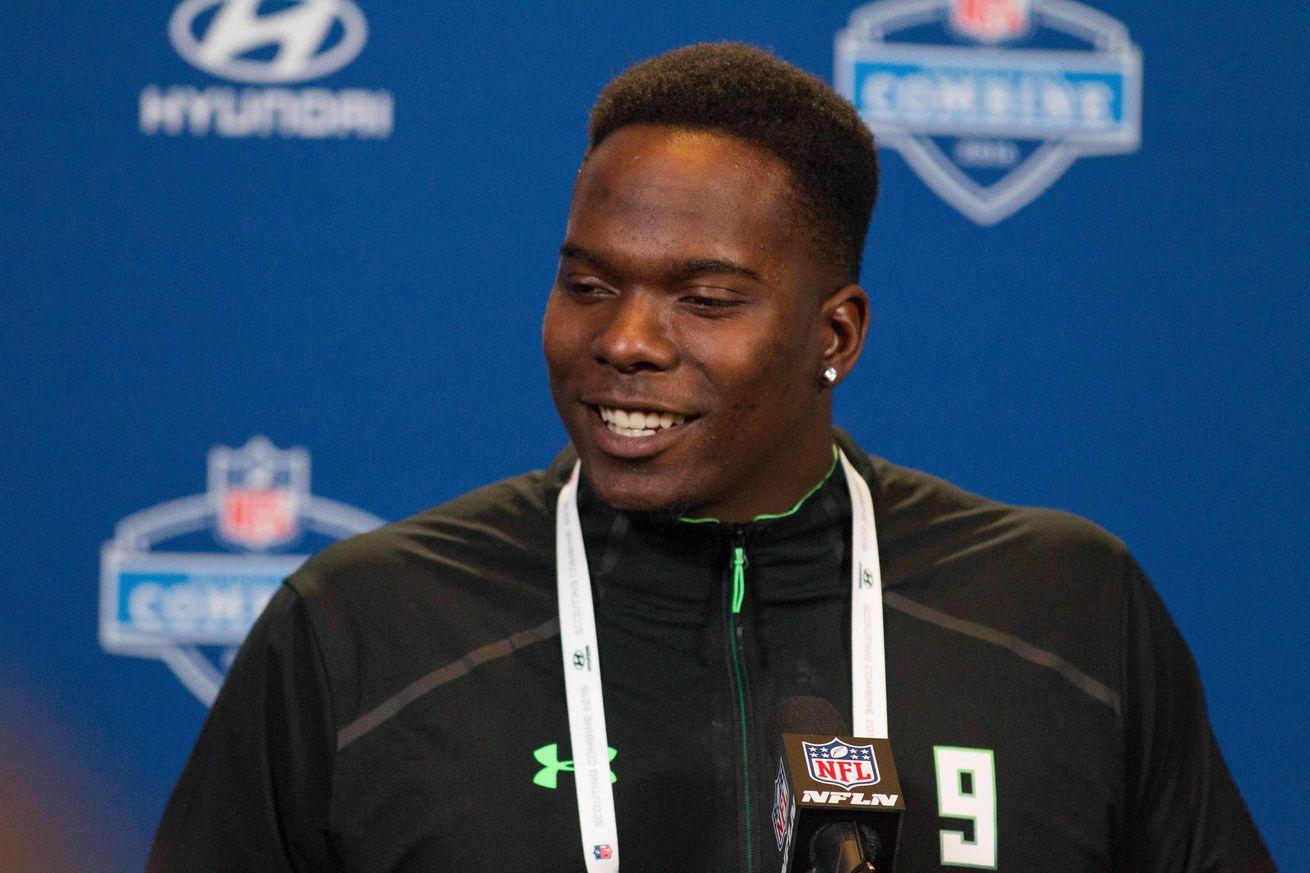 NFL Jerseys Sale - Versatile Louisiana Tech defensive lineman Vernon Butler meets ...