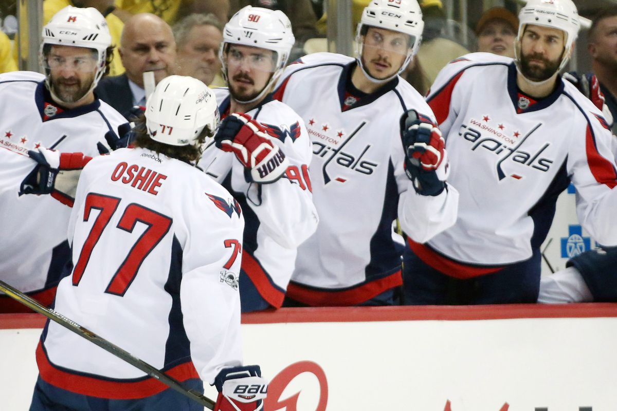 Vegas Play of the Day: Washington Capitals at Pittsburgh Penguins