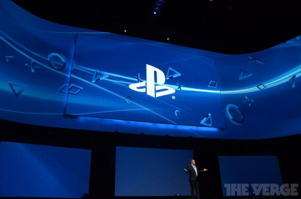 PS4 E3 event