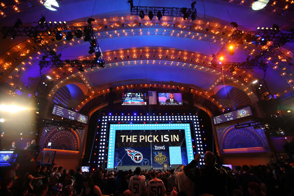 National Football League draft trades could shape teams once again