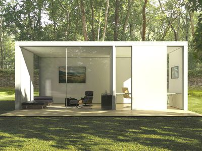 Prefab homes from Cover are designed by computer algorithms