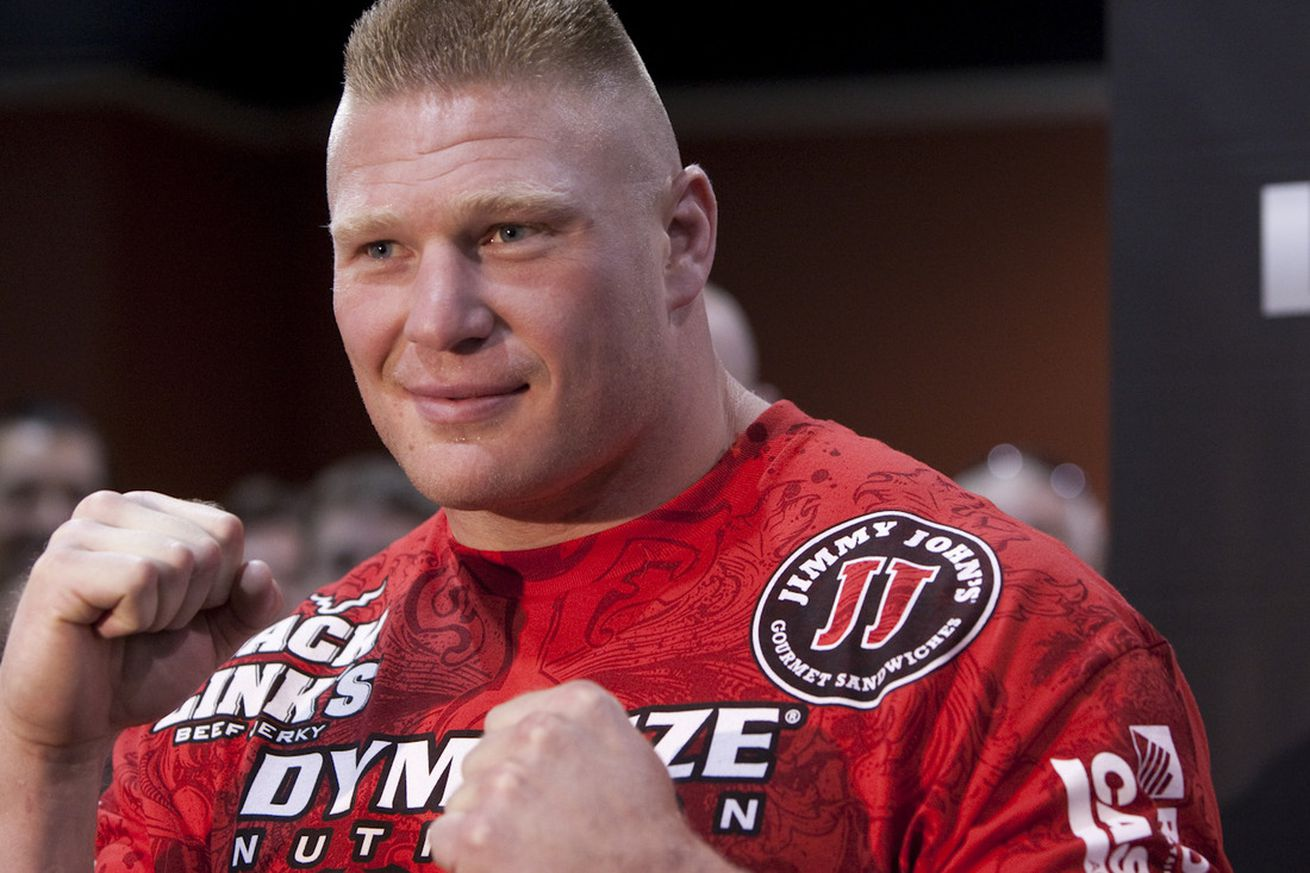 community news, Fightweets: Why Brock Lesnar vs. Mark Hunt might be next weeks most interesting fight