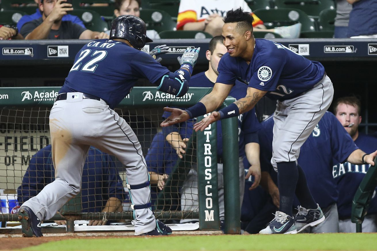 Fister's tough start dooms Astros in 12-4 loss to Mariners