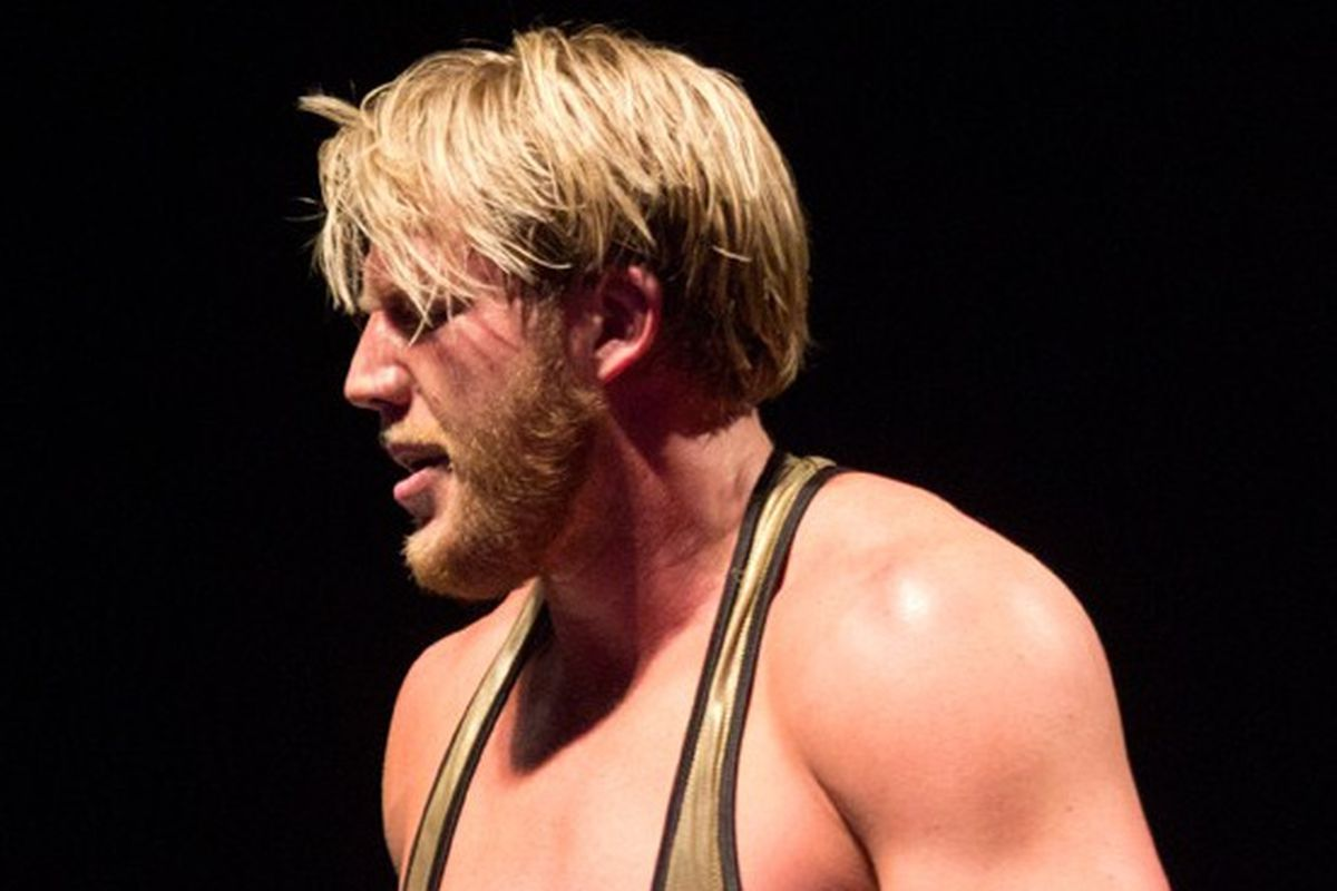 Jack Swagger requests release from WWE, still on the roster page