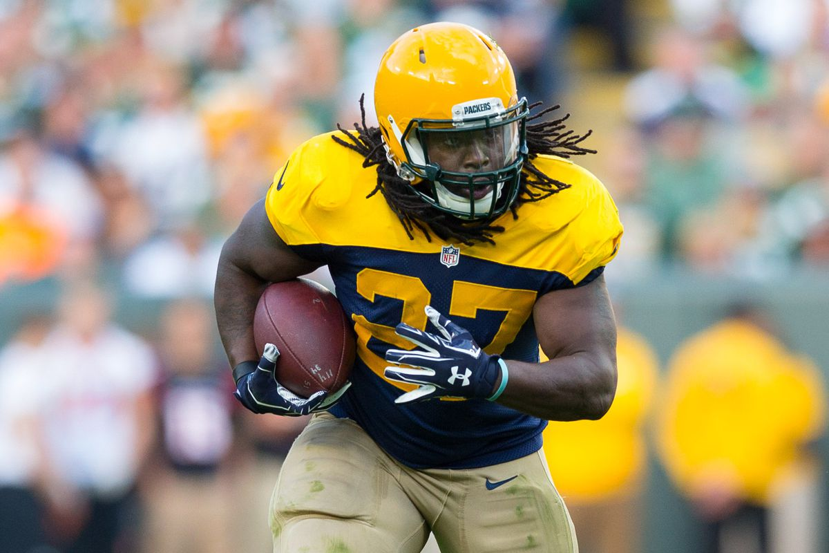 What's Left Of Eddie Lacy To Join The Seahawks