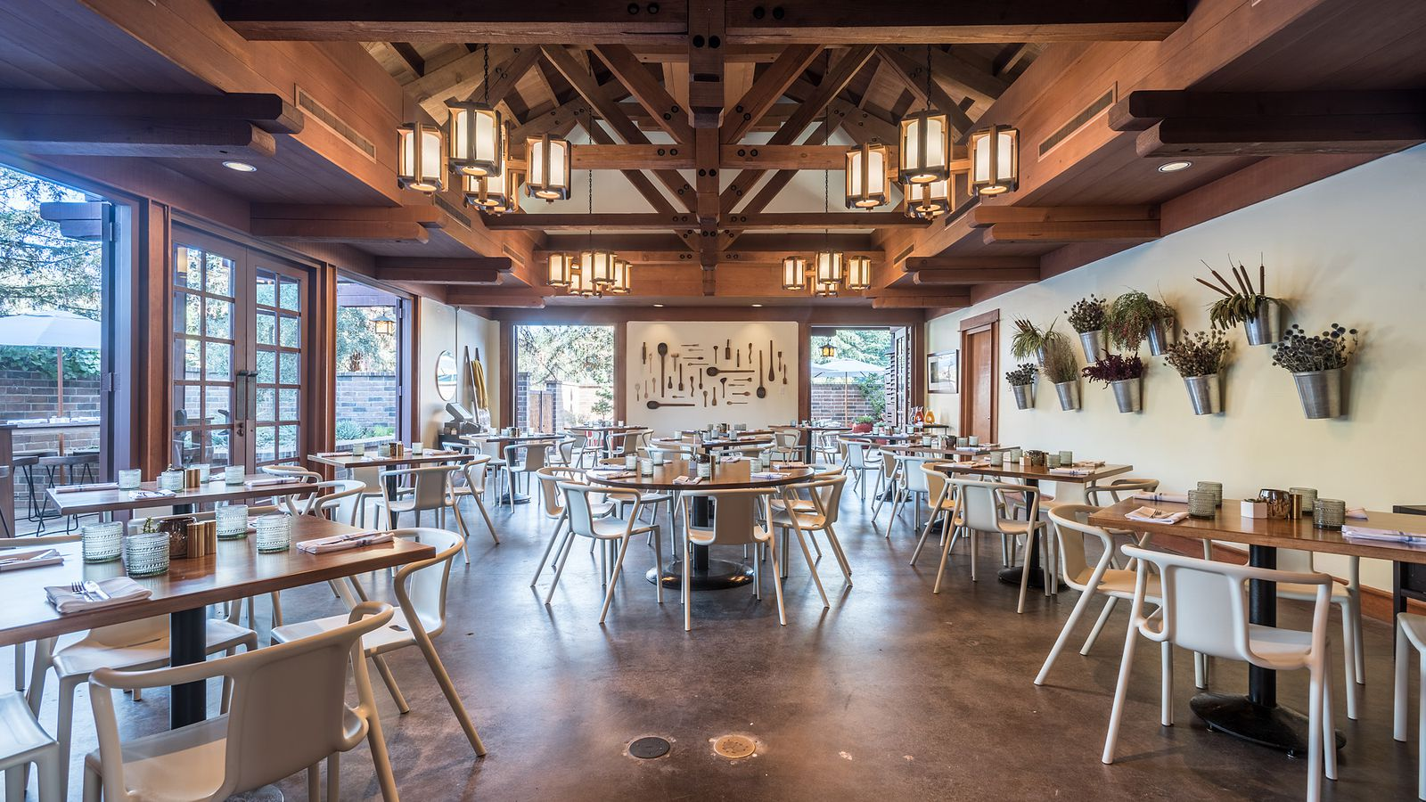 The New Descanso Gardens Brunch Restaurant Is A Stone Cold
