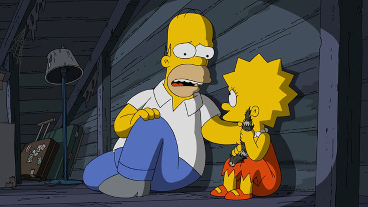 The Simpsons Introduces Entirely New Halloween Of Horrors -9515