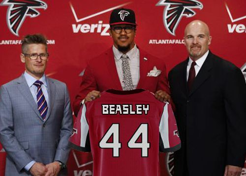 cheap nfl Atlanta Falcons Vic Beasley Jerseys