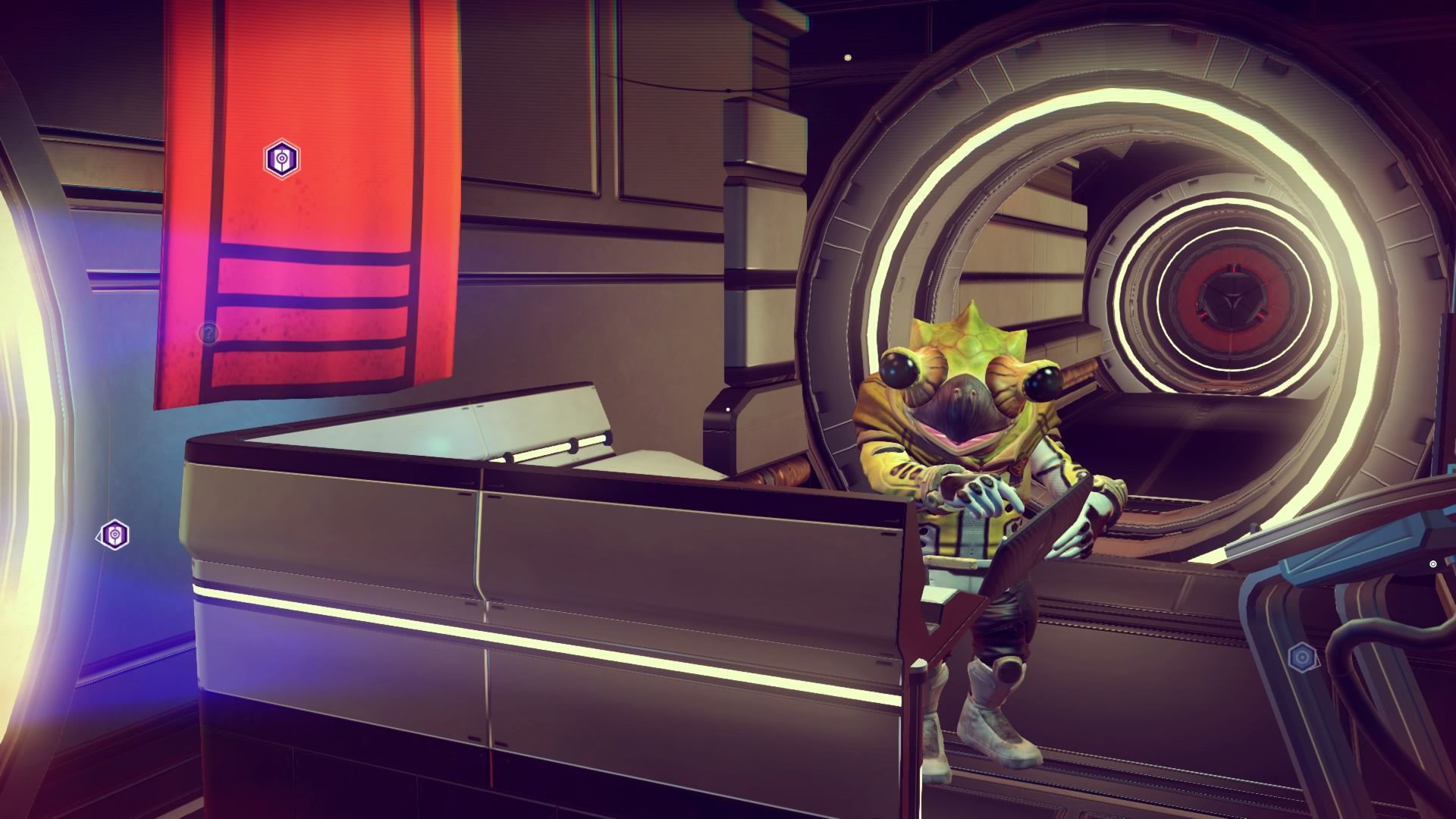 how to find trading post no mans sky
