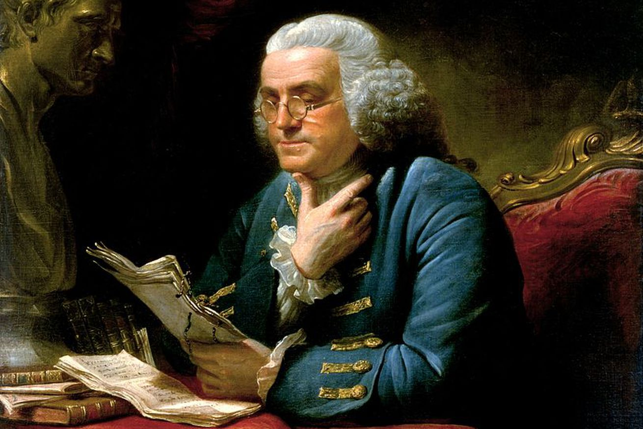 in benjamin franklin wrote an essay about farting vox