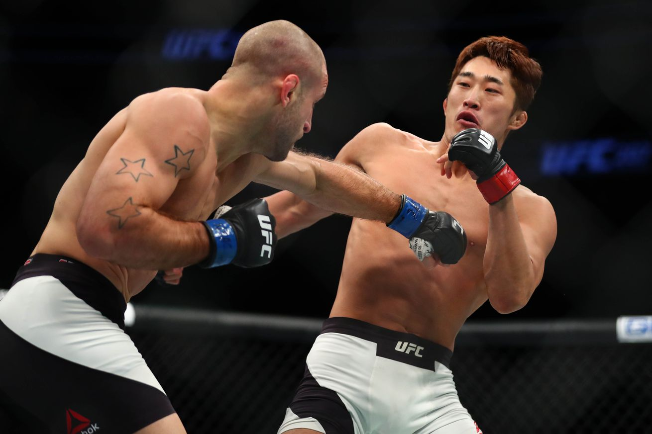 UFC 207 results from last night: Dong Hyun Kim vs Tarec Saffiedine fight review, analysis