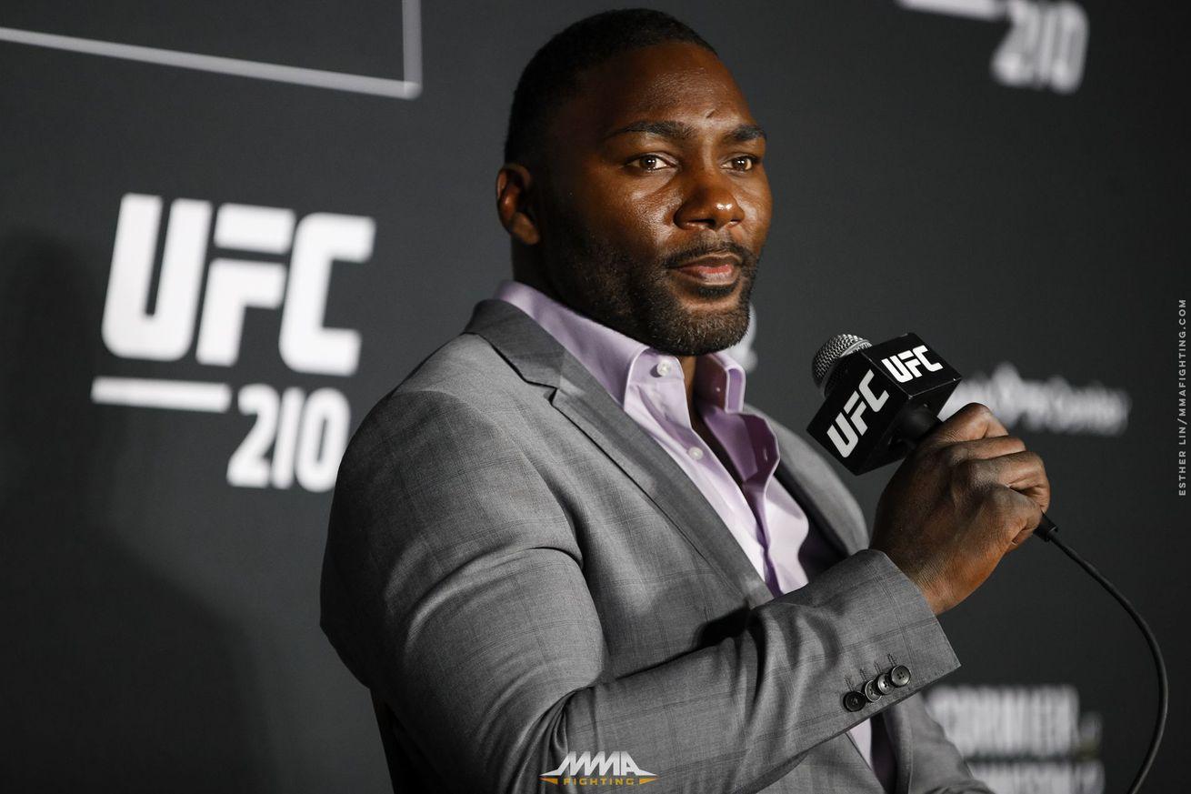 community news, 'Rumble' Johnson vaguely explains stunning UFC retirement: 'It's just business'