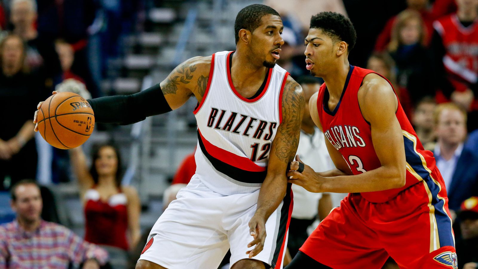 Pelicans Vs Trail Blazers Detail: Portland Trail Blazers Vs. New Orleans Pelicans Preview